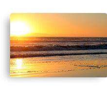 Ventura Sunset Canvas Print