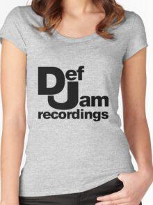 djrecs Women's Fitted Scoop T-Shirt