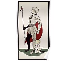 Wayward Knight Poster