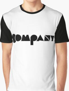 Company Graphic T-Shirt