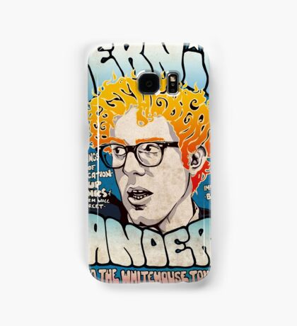 Bernie Sanders Road To The Whitehouse Tour 2016 Samsung Galaxy Case/Skin