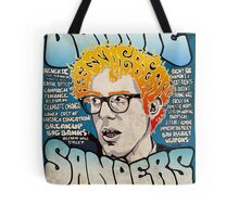 Bernie Sanders Road To The Whitehouse Tour 2016 Tote Bag