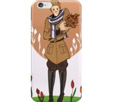 Tulip Boy iPhone Case/Skin