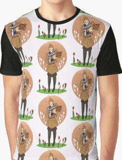 Tulip Boy Graphic T-Shirt