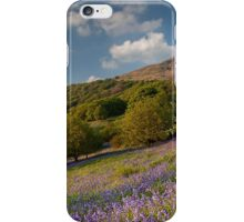 Rosberry Topping Bluebell Woods iPhone Case/Skin