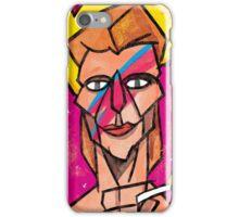 Bowie Aladdin Sane iPhone Case/Skin