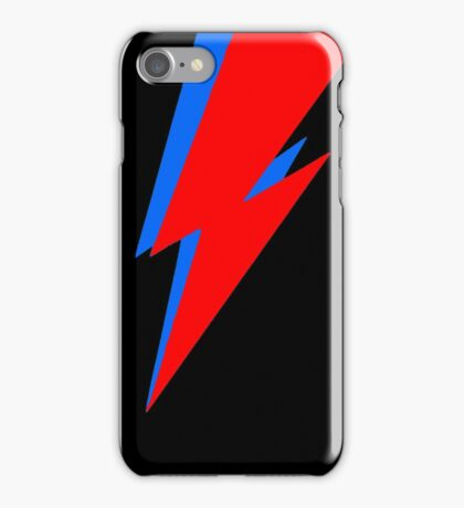 RIP BOWIE BOLT iPhone Case/Skin