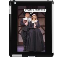 Godless Heathens iPad Case/Skin