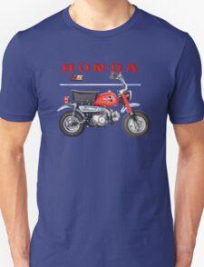 Honda ZA 50 Vintage Mini bike Unisex T-Shirt