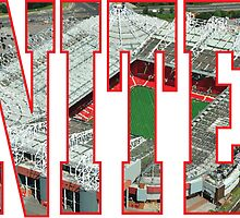 Old Trafford by Obercostyle