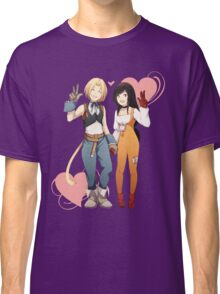 Gidan and Garnet Final Fantasy IX Classic T-Shirt