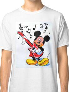 ROCKING MICKEY Classic T-Shirt