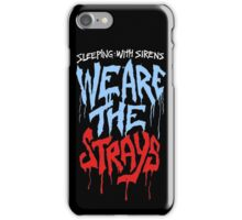 Sleeping with sirens music iPhone Case/Skin