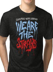Sleeping with sirens music Tri-blend T-Shirt