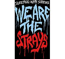 Sleeping with sirens music Photographic Print