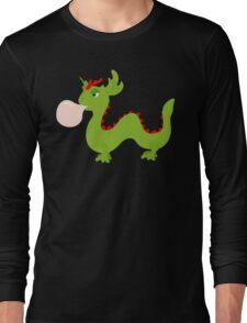 Dragon Bubblegum Long Sleeve T-Shirt