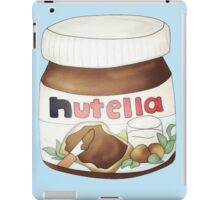 Nutella Jar iPad Case/Skin