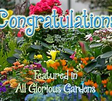 NOT FOR SALE - Featured Banner for All Glorious Gardens Group by MotherNature