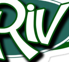 The Riv Sticker
