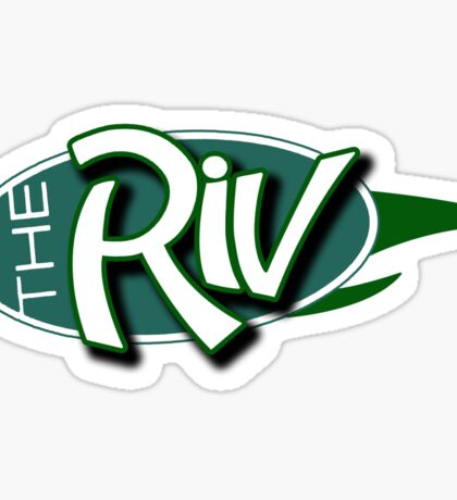The Riv Sticker
