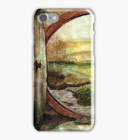 The World is Ahead iPhone Case/Skin