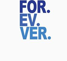 Forever. For-ev-ver. Sandlot Design Men's Baseball ¾ T-Shirt