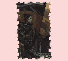 Cassandra Tarot Card 1 One Piece - Short Sleeve