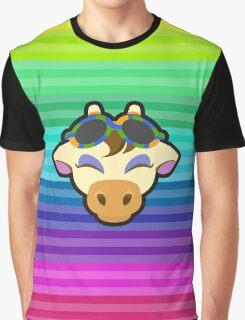 GRACIE ANIMAL CROSSING Graphic T-Shirt