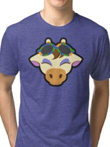 GRACIE ANIMAL CROSSING Tri-blend T-Shirt