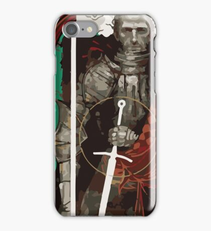 Cullen Tarot Card iPhone Case/Skin