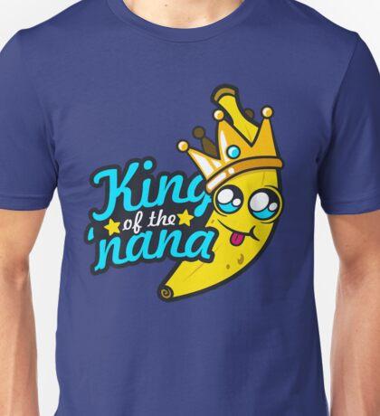 King of the 'nana Unisex T-Shirt