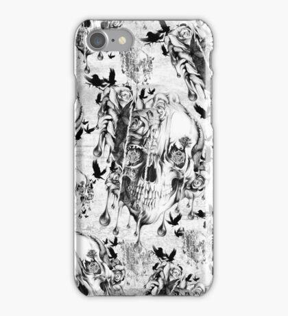 Melt down iPhone Case/Skin