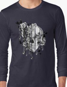 Melt down Long Sleeve T-Shirt