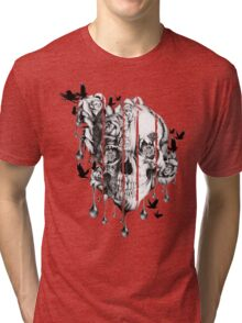 Melt down Tri-blend T-Shirt