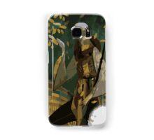 Solas Tarot Card 1 Samsung Galaxy Case/Skin