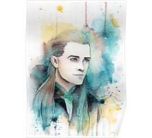 Legolas Greenleaf Poster