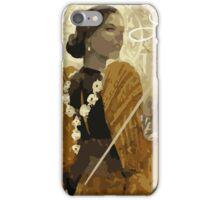 Josephine Tarot Card iPhone Case/Skin