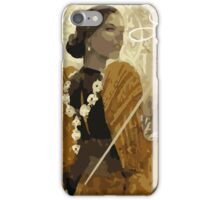 Josephine Tarot Card iPhone Case/Skin