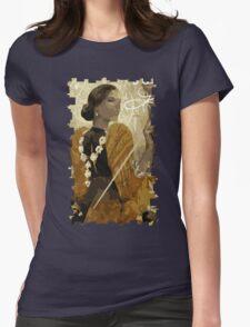Josephine Tarot Card Womens Fitted T-Shirt
