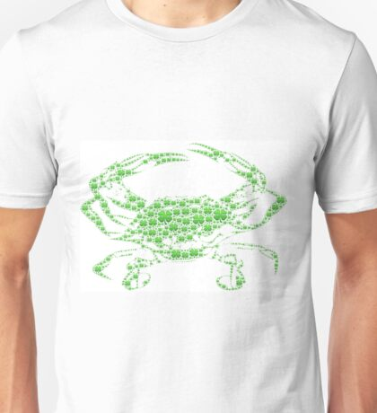 Lucky Crab  Unisex T-Shirt