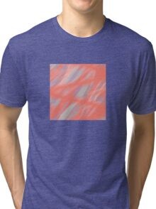 Pantone 2016 Lines Tri-blend T-Shirt