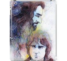 Thorin and Bilbo iPad Case/Skin