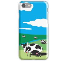 Mooo! iPhone Case/Skin