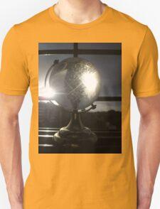 Beautiful Sun-rays and Crystal Globe T-Shirt