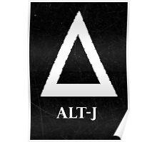 alt-J (2) Poster
