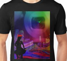 City Party night Unisex T-Shirt