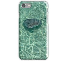 Undersea Visitor iPhone Case/Skin