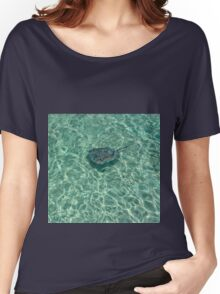 Undersea Visitor Women's Relaxed Fit T-Shirt