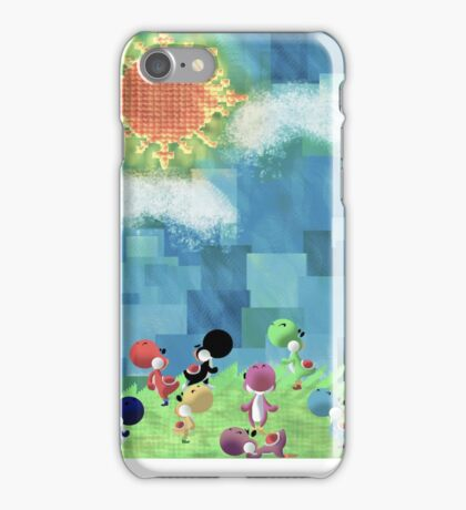 All Yoshi iPhone Case/Skin