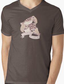 Cuttle puddle Mens V-Neck T-Shirt
